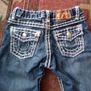Kids sz8 True Religion jeans